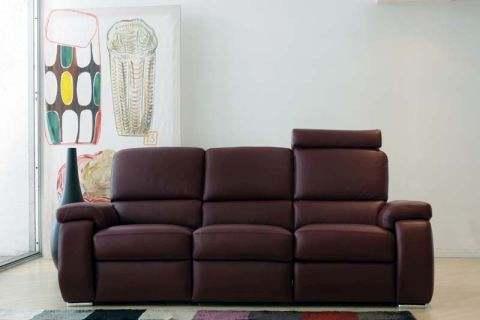 produzione   divani in Brianza barbara divano moderno