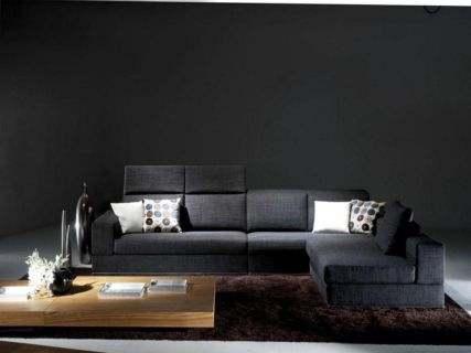 produzione   divani in Brianza utrillo divano moderno