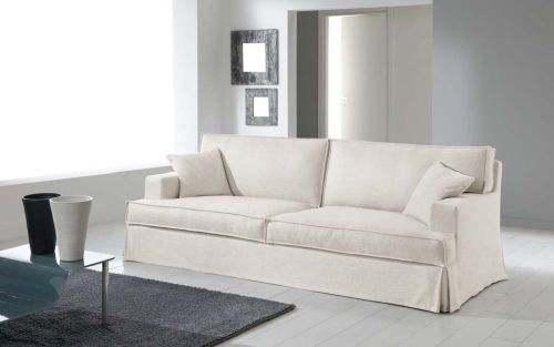 produzione   divani in Brianza mantegna divano classico