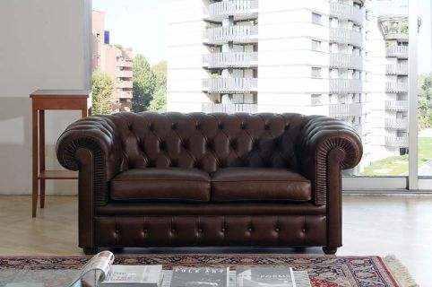 produzione   divani in Brianza chester divano classico