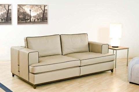 produzione   divani in Brianza alice divano moderno