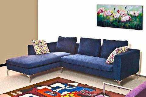 produzione   divani in Brianza allegra divano moderno