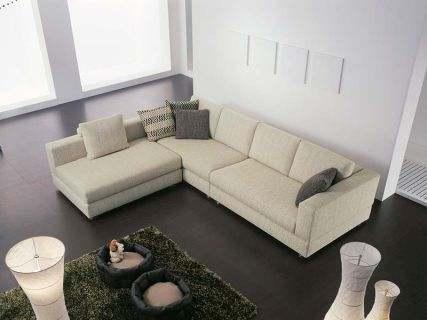 produzione   divani in Brianza stella divano moderno