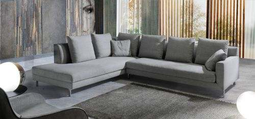 produzione   divani in Brianza monica divano moderno