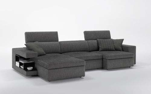 produzione   divani in Brianza emile divano moderno