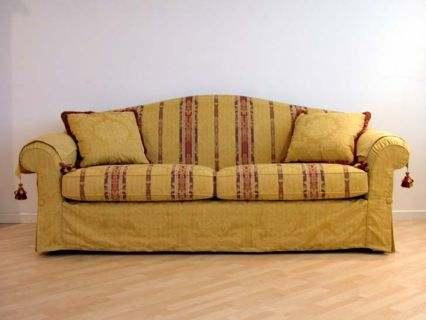 produzione   divani in Brianza raffaello divano classico