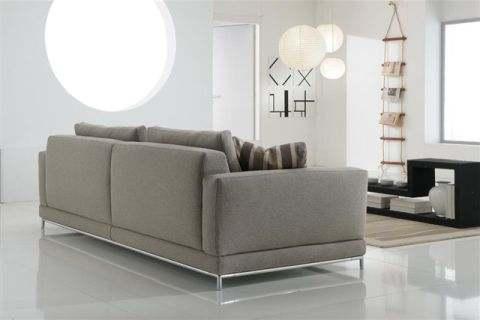 produzione   divani in Brianza marilin divano moderno