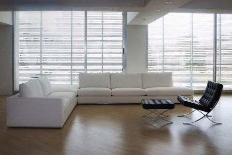 produzione   divani in Brianza tissot divano moderno