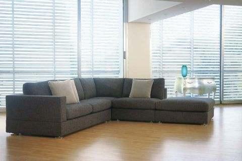 produzione   divani in Brianza klee divano moderno