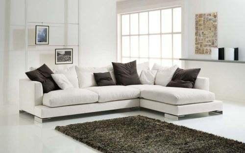 produzione   divani in Brianza patrizia divano moderno
