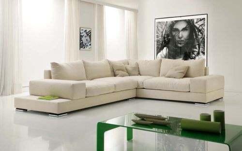 produzione   divani in Brianza nina divano moderno