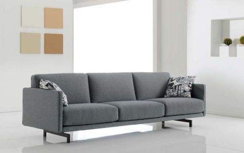 produzione   divani in Brianza petit divano moderno