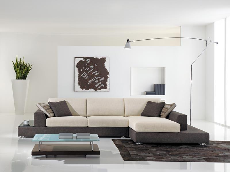 produzione divani in Brianza daniela divano moderno