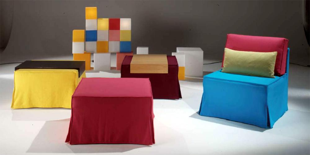 produzione artigianale divani kate divano letto pouf letto singolo